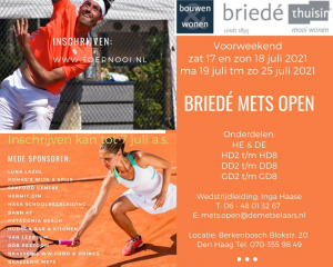 Briede Mets Open 2021